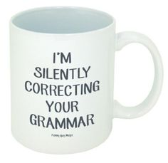 Shop the funniest gifts for the grammar geek on Keep!