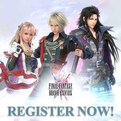 Final Fantasy :  Brave Exvius: Le nouveau jeu pour mobiles Final Fantasy: Brave Exvius - Square Enix Ltd., a annoncé aujourd'hui que FINAL FANTASY: BRAVE EXVIUS, un nouveau volet de la saga FINAL FANTASY, arrivera cet été sur les territoires PAL et en Europe. Le jeu sera gratuit et...
