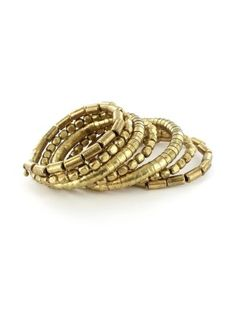 Bracelet gold streaks Arizona