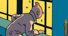 In mostra a Londra, Tintin: Hergé's Masterpiece - http://www.afnews.info/wordpress/2015/11/12/in-mostra-a-londra-domani-tintin-herges-masterpiece/