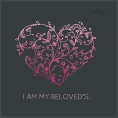 I am my beloved's.