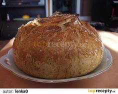 Czech Recipes, Russian Recipes, Bread Rolls, Food Inspiration, Bread Recipes, Biscuits, Food And Drink, Pudding, Pizza