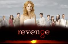 **My favorite new show of the year, Revenge!