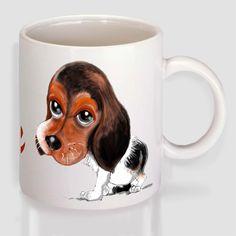 Μπίγκλ Mugs, Tableware, Dinnerware, Tumblers, Tablewares, Mug, Dishes, Place Settings, Cups