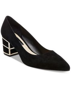 STEVEN by Steve Madden Buena Pointed-Toe Pumps | macys.com