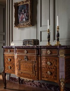 Photos of chateau de villette | THE HERITAGE COLLECTION Furniture Styles, New Furniture, Empire Furniture, Luxury Home Decor, Luxury Homes, Home Design, Interior Design, Design Ideas, Traditional Furniture