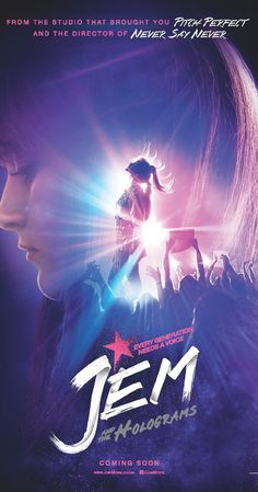 Directed by Jon M. Chu.  With Aubrey Peeples, Stefanie Scott, Aurora Perrineau, Hayley Kiyoko. As a small-town girl catapults from underground video sensation to global superstar, she and her three sisters begin a journey of discovering that some talents are too special to keep hidden.