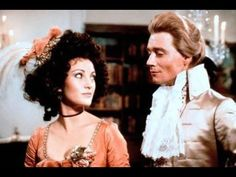 "Jane Seymour and Anthony Andrews as Marguerite and Sir Percy Blakeney in ""The Scarlet Pimpernel"" I would love to find this movie! Anthony Andrews, Another Period, The Scarlet Pimpernel, Ian Mckellen, Movie Shots, Jane Seymour, Hooray For Hollywood, Classic Literature, Period Dramas"