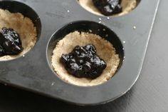 Homemade Cereal Bar Cookies (modified GF, vegan).