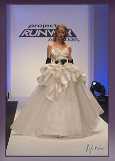 Austin's Wedding Dress