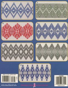 traditional swedish textiles | swedish weave towels pattern by katherine kennedy traditional swedish ...
