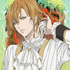 Sogami Urie - Vol.2 ~ Charming Book ~ by Grimoire Ritsuka #dancewithdevils #charmingbook #uriesogami