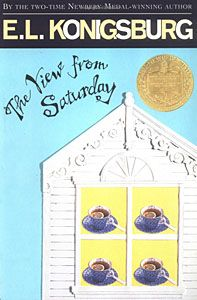 Konigsburg won her second Newberry Medal for this book; well-deserved. A beautiful story about friendship between an unlikely group.