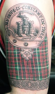 macdonald tattoo - Google Search
