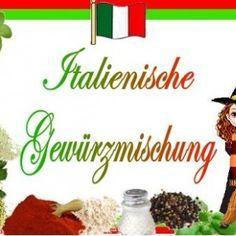 Italienische Gewürzmischung für Bolognese, Tomatensoße, Tomatensuppe und Pizza
