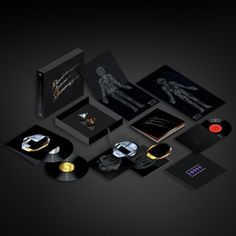 O_____O Random Access Memories - Deluxe Box Set Edition http://pt.myplaydirect.com/daft-punk/random-access-memories-deluxe-box-set-edition/details/28918979?cid=social-pinterest-m2social-product&current_country=BR&ref=share&utm_campaign=m2social&utm_content=product&utm_medium=social&utm_source=pinterest