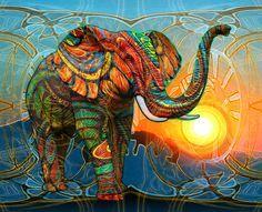 Elephant's Dream by Alelad Akadan