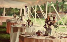 Marzua: Ideas para la decoración de bodas vintage