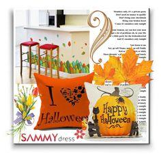 """Sammydress 28"" by danijela-3 ❤ liked on Polyvore featuring interior, interiors, interior design, home, home decor and interior decorating"