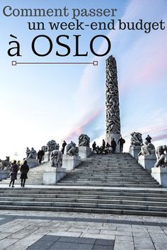 Comment passer un week-end budget à Oslo?