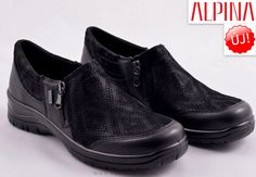 Alpina Tex-es női cipő, a csapadékos hűvösebb napokra (36-42 méretig).  http://valentinacipo.hu/alpina/noi/fekete/zart-felcipo/141025139  #alpina #alpina_cipő #Valentina_cipőbolt