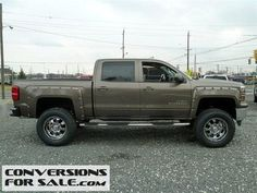 2015 Chevy Silverado 1500 Southern Comfort Apex Series Lifted Truck