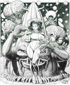 Art Adams artwork