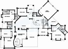 4 Bedroom Modern House Plans - √ 16 4 Bedroom Modern House Plans , Modern Style House Plan with 4 Bed 6 Bath 3 Car Split Level House Plans, Square House Plans, Metal House Plans, Lake House Plans, Tiny House Plans, Modern House Plans, House Floor Plans, Modern Bedroom Furniture, Bedroom Modern