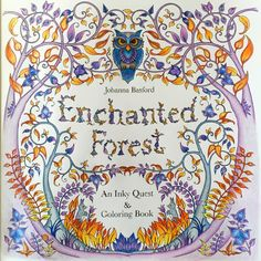 Enchanted Forest - Cover Page