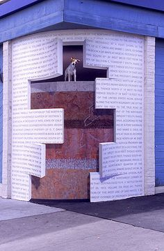 Arte Callejero / Street Art - Bishop, California
