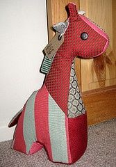 free patterns for giraffe doorstops - Google Search