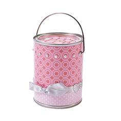 Valentine Treat Bucket Idea - OrientalTrading.com