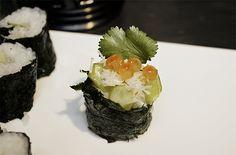sushi class london #food