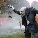 Simple Horrible Halloween Decoration Ideas