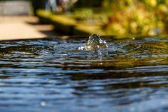 Fontein, Water, Bubble, Natte, Flow