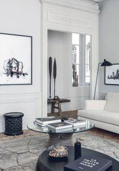 Французское обаяние и европейский стиль в Лионе - Дизайн интерьеров   Идеи вашего дома   Lodgers