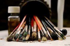 La pintura, un arte que beneficia a niños y mayores
