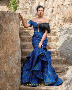 Check Out These Ankara Styles, They Look Like Nothing You Would Expect; The Styles Are Unique - Wedding Digest Naija