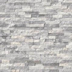 New Images splitface Stone Fireplace Suggestions Ledgestone Panel x – Ice Gray Marble – Natural Stone Tile Marble Wall, Wall Tiles, Gray Marble, Honed Marble, Color Marble, Room Tiles, Marble Mosaic, Mosaic Tiles, Fireplace Remodel