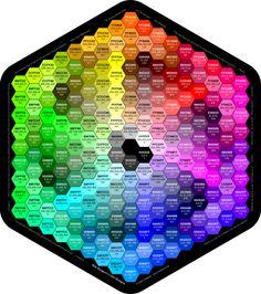 Web Safe Color Codes