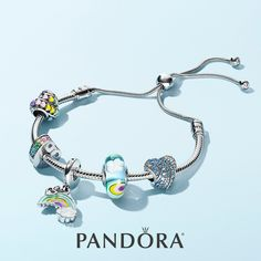 The NEW Spring Collection from PANDORA is here! Reveal your unique style with hand-finished colourful jewellery. #Pandora #Spring #PandoraJewellery #Jewellery #ExperienceHarmony