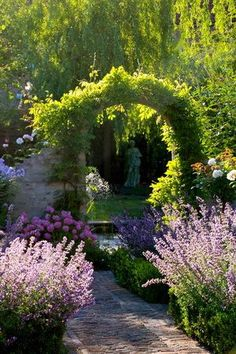 Secret Garden Path from Pinterest