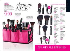 eBrochure | AVON What girl doesn't need a Beauty Bag!? For only $10.00! Get FREE SHIPPING on any order of $25 or more. Use code: SHIP25 at checkout! Offer ends 3-31-16