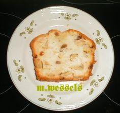Wessels Küchenwelt: Apfel-Rosinen-Kuchen