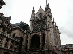 Sainte-Chapelle - Paris - Foto: Arquiteta Cláudia F. Ferreira