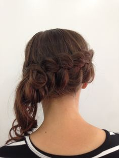 #dutchbraid #braids #hair #longhairstyling #beauty #love #colourcosmetica Come see me for your long hair design with me at Colour Cosmetica! 20-32 Union St, Adelaide 8232 5188 www.colourcosmetica.com