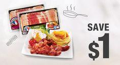 Saving In Ottawa: $1 Olymel Bacon Coupon