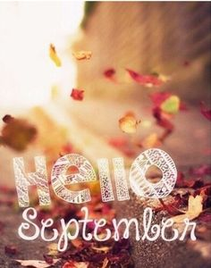This will be a September to remember!