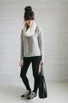 Unfancy Winter Capsule Wardrobe 2015