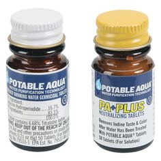how to pass a drug test with potable aqua